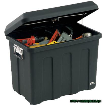 Пластмассовый ящик для инструментов